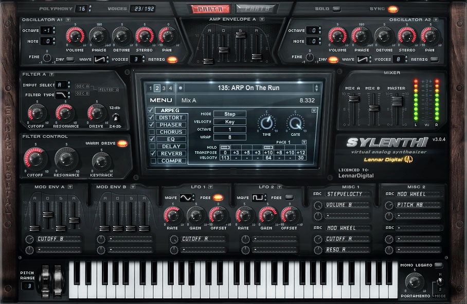 how to install sylenth presets
