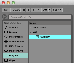 How to load Sylenth1 in Ableton Live | LennarDigital