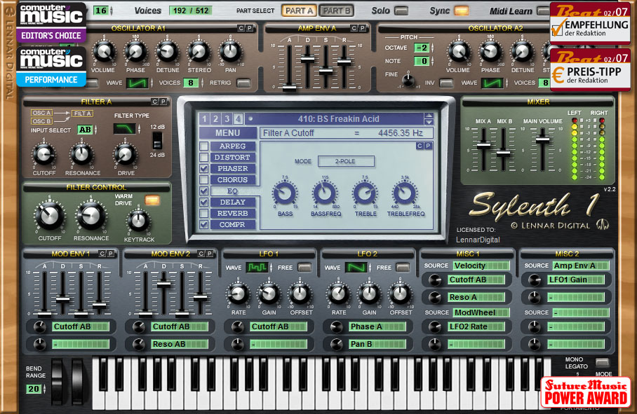 Image Result For Vst Plugin Sylenth Vtx Free Download